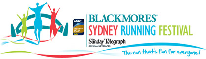 BLACKMORES SYDNEY RUNNING FESTIVAL IS HERE