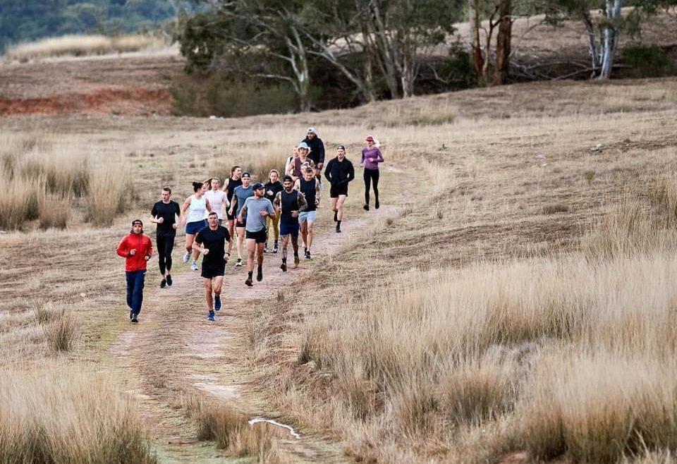 RUNNING IS 95% MINDSET…..SELF BELIEF…